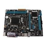 Baoblaze Placa Madre De Escritorio 2X Placa De Control DDR3 H81-1150 USB/SATA/PCIE X1/PCIE X16