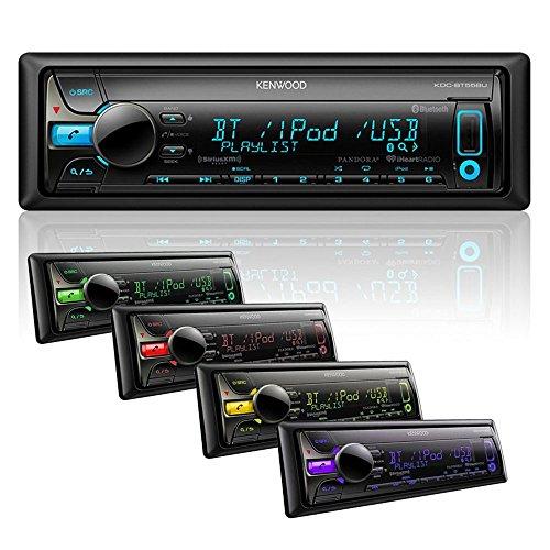 amazon com new kenwood kdc bt558u in dash 1 din cd usb aux mp3 car rh amazon com