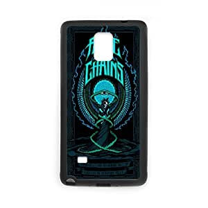 Samsung Galaxy Note 4 Phone Case Alice In Chains C-C30518