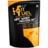 MFF Whey Protein 80 (4 Lbs) German Chocolate Delight |23 gm protein|