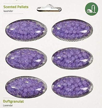 5x Duftstäbchen Deo Sticks für alle Staubsaugerbeutel Sauger Lavendel