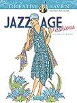 Creative Haven Jazz Age Fashions Colo...