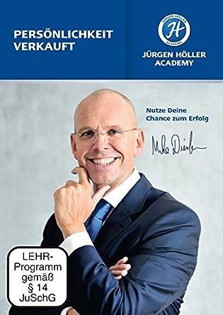 Personlichkeit Verkauft Mike Dierssen Amazon De Jurgen Holler Academy Dvd Blu Ray