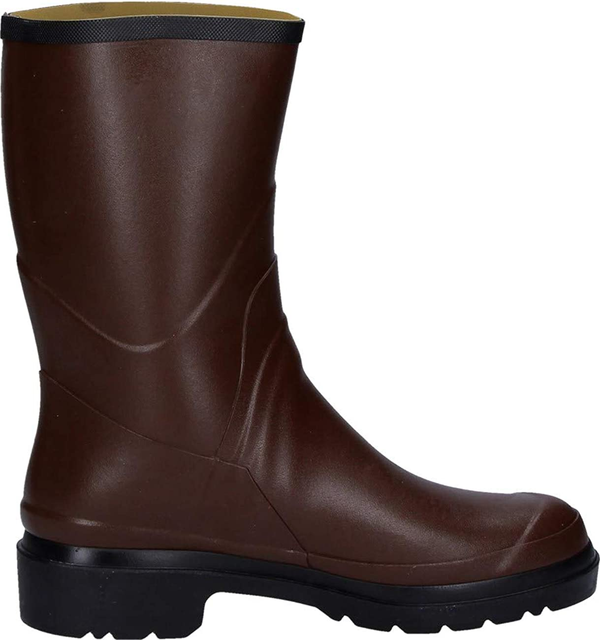 Aigle Men's Bison Rain Boot Marron