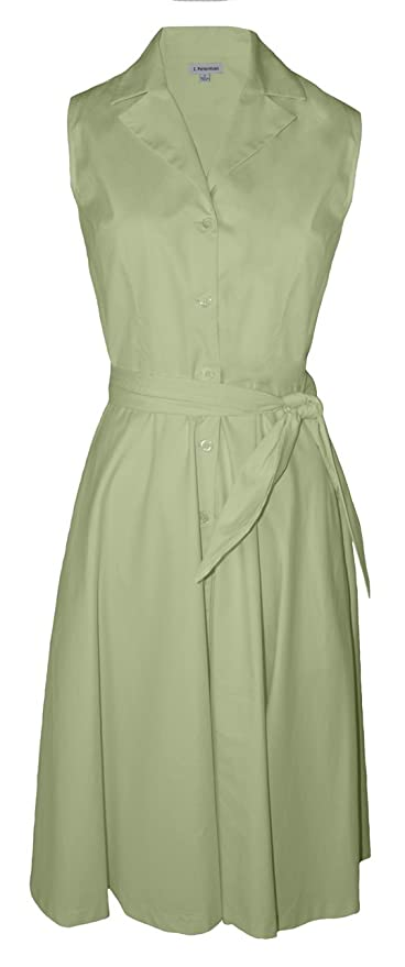 1940s Plus Size Dresses | Swing Dress, Tea Dress  Flirty 1947 Dress $136.85 AT vintagedancer.com