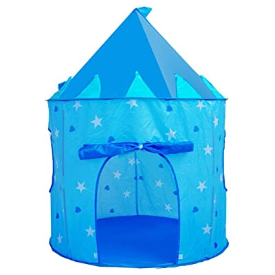 Kentew Game Tent Castle Indoor Crawling Indoor Children Toys Play Tents: Clothing