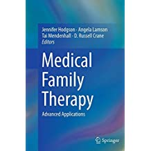 Medical Family Therapy: Advanced Applications