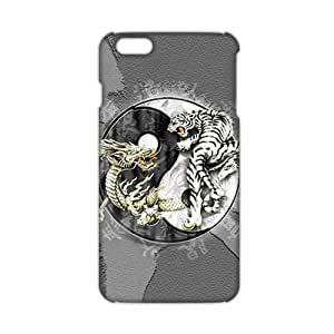 Cool-benz Tiger and lion deadly struggle 3D Phone Case for iPhone 6 plus