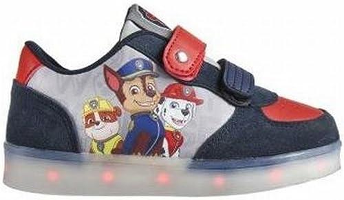 Zapatillas Deportivas Con Luz Patrulla Canina T 27 Amazon Es Zapatos Y Complementos