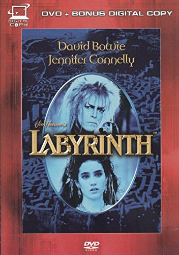 Labyrinth DVD Honorarium Digital Copy