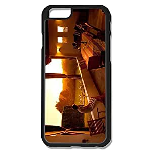 Summer Rain France Plastic Vintage Cover For IPhone 6