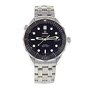Omega Seamaster automatic-self-wind mens Watch (Certified Pre-owned)