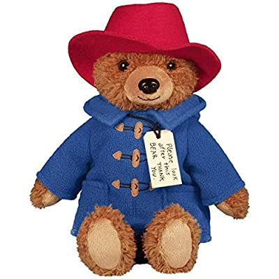 YOTTOY Big Screen Paddington Bear 8.5 Soft Toy: Toys & Games