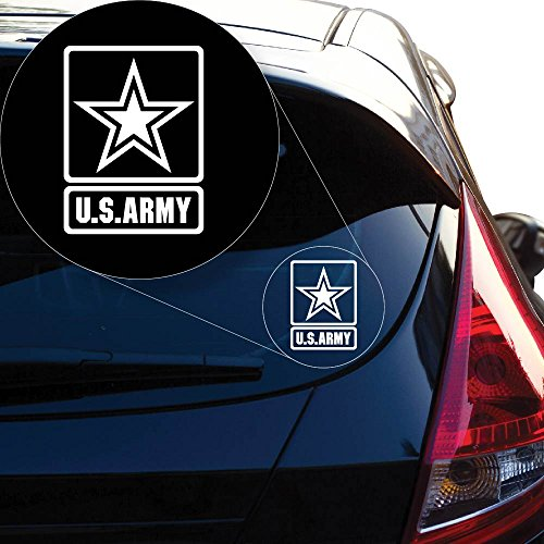 US Army Decal Sticker for Car Window, Laptop and More # 959 (4