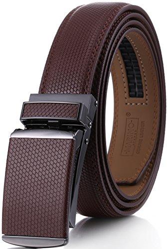 Marino Genuine Leather Ratchet Enclosed