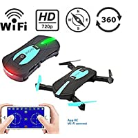 Deals on Gleemax Mini WIFI RC Drone with 2MP HD Camera