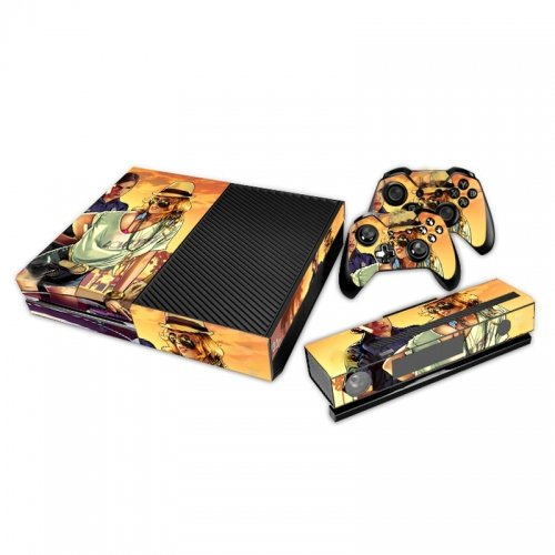 GTA STYLISH DESIGN FOR XBOX ONE KINECT AND CONTROLLER SET (Grand Theft Auto Vice City Xbox One)