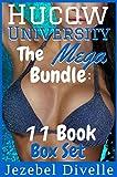 Hucow University The Mega Bundle: 11 Book Box Set: (Creamy First Time, Medical Series, Football Stories, Sci-Fi Serial, Adult Nursing Relationship Boxset, Cream Collection)