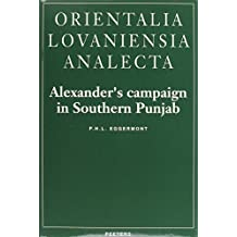 Alexander's Campaign in Southern Punjab.