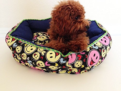 New Pet Dog Care Cat Cute House Bed For Small Breeds