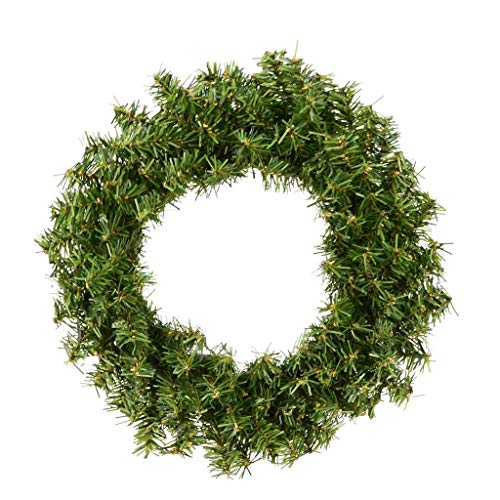 "Vickerman 550939-12"" Mini Pine (4 pack) Christmas Wreath (A802612-4)"
