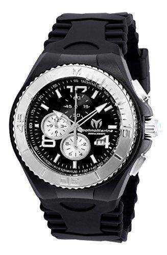 TechnoMarine Cruise JellyFish Dark Grey Dial Mens Watch 115148
