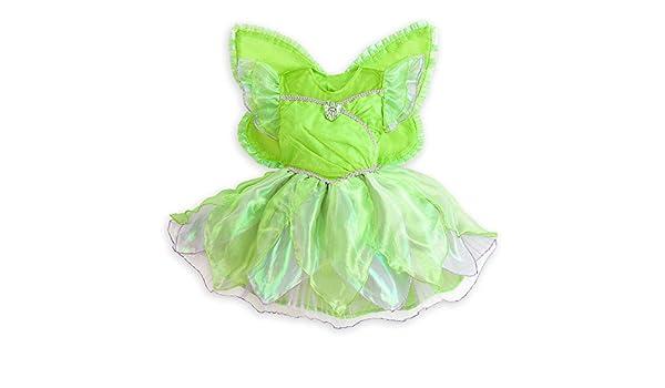 Campanilla de tienda de Disney Tinker Bell Disfraz bebé Tamaño 18 ...