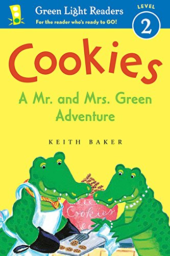Cookies: A Mr. and Mrs. Green Adventure (Green Light Readers Level 2) by Brand: HMH Books for Young Readers (Image #2)