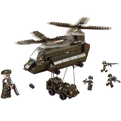Sluban- M38-B6600 - Hélicoptère de transport