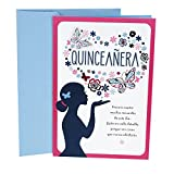 Hallmark Vida Spanish Birthday Greeting Card for Quinceañera (for 15 year old girl)