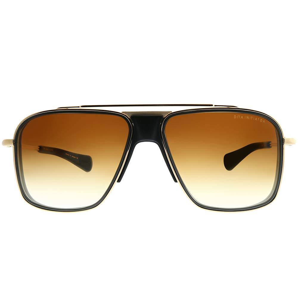 Amazon.com: Dita Initiator DT DTS11 58-02 - Gafas de sol ...