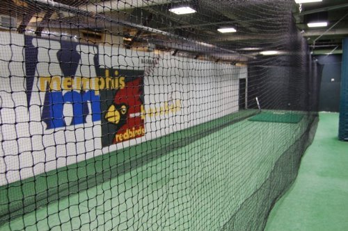 Trigon Sports Procage #24 Batting Tunnel Net, 35 x 14 x 12-Feet by Trigon Sports