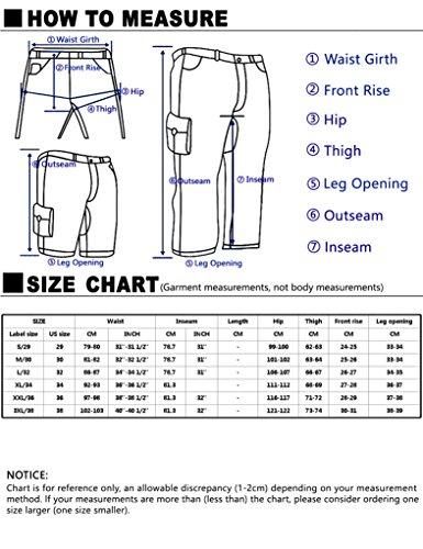 Match Men's Straight Leg Casual Pants (32, 8091 Light Khaki)