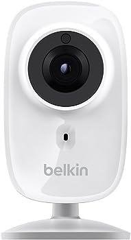 Belkin F7D7606 Netcam HD+ Wi-Fi Camera