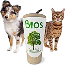 Bios Memorial Pet Loss Urn for your Dog, Cat, Bird, Horse or Small Animal. Death becomes a transformation as your beloved pet's ashes are returned to life by means of nature. Grow a tree. 100% biodegradable. 100% made with love.