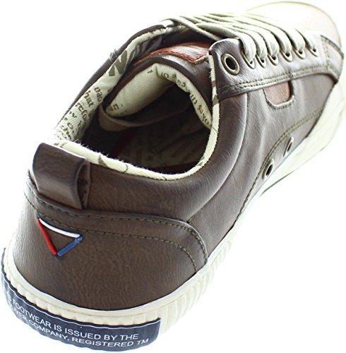 s.Oliver  5-13604-24, Herren Sneaker braun braun