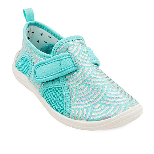 Disney Swim Shoes (Disney Little Mermaid Swim Shoes for Kids Size 10 Youth)