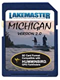 LakeMaster HPMIC2 Electronic Chart Michigan image