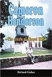 Cameron Henderson, Roland Giduz, 0595330622