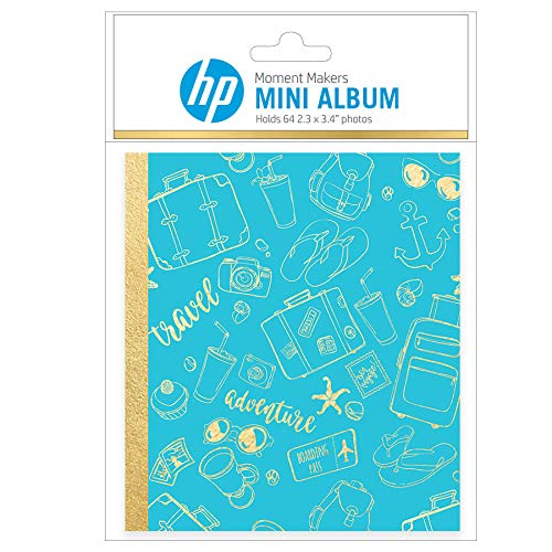 Mini Album for Sprocket Printer | Wander