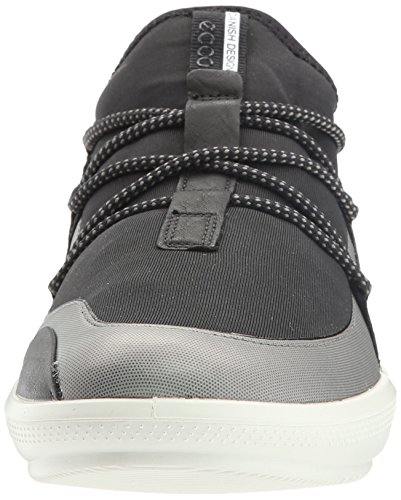 Donna 3 Black Sneaker ECCO Intrinsic Nero 51707black CqnTvA