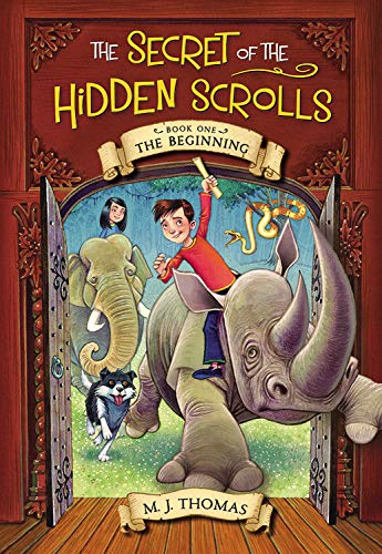 (The Secret of the Hidden Scrolls: The Beginning, Book 1 )