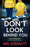 Don't Look Behind You: A dark, twisting crime thriller that will grip you to the last page: Volume 2 (Detective Eden Berrisford crime thriller series)