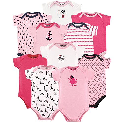 Luvable Friends Baby Girl Bodysuits product image