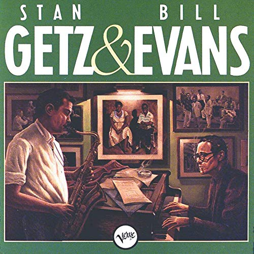 Stan Getz Recommended Baltimore Mall Bill Evans