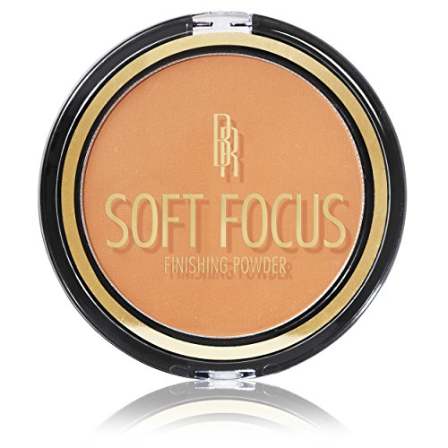 Black Radiance True Complexion Soft Focus Finishing Powder - Golden Almond Finish