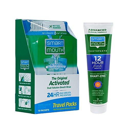 SmartMouth Original Activated Premium Toothpaste product image