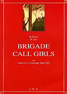 Brigade Call Girls [Italia] [DVD]