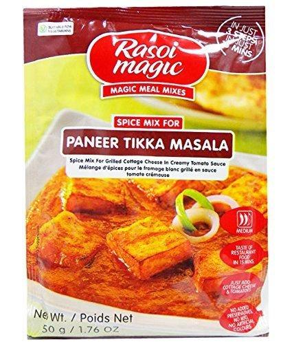 - Rasoi Magic - Paneer Tikka Masala - 50g