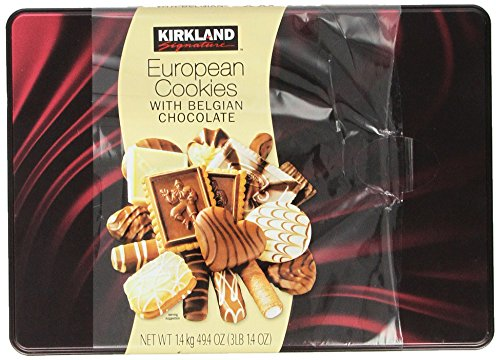 Kirkland Signature European Cookies Chocolate